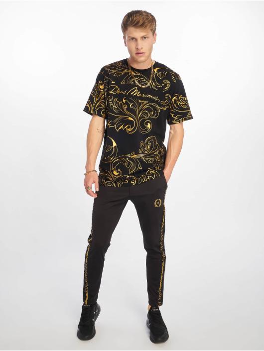 Deus Maximus T-Shirt Kritas noir