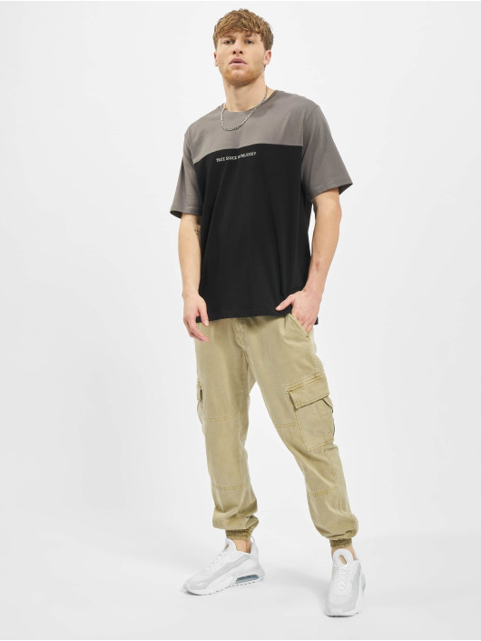 Deus Maximus T-Shirt Tanatos noir