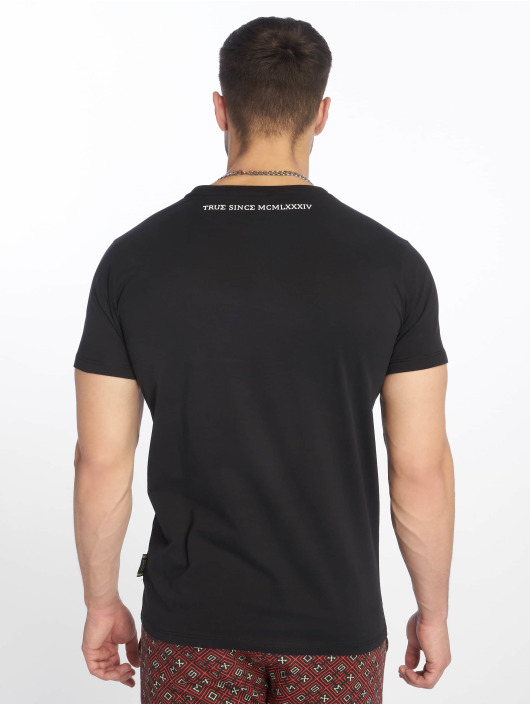 Deus Maximus T-Shirt Giocondo schwarz