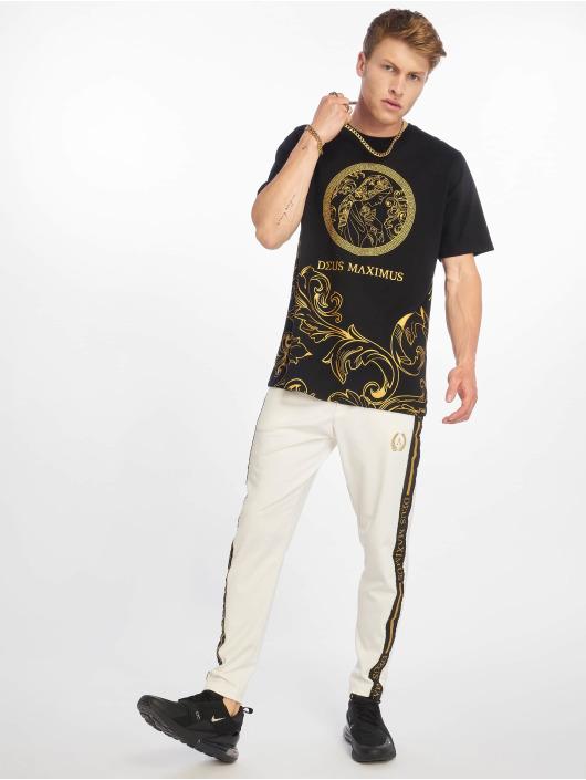 Deus Maximus T-shirt Aubert svart