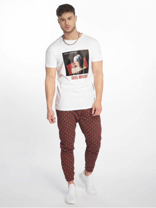 Deus Maximus T-Shirt Andries weiß