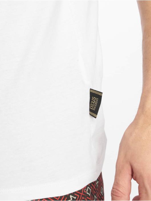 Deus Maximus T-Shirt Giocondo white