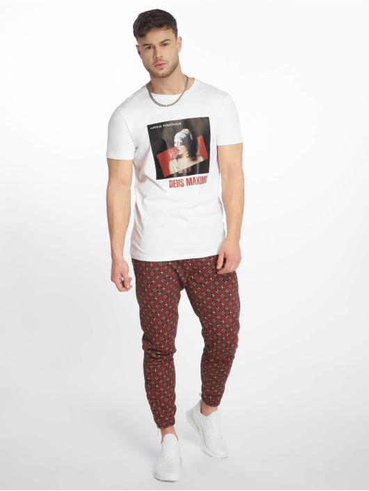 Deus Maximus T-Shirt Andries white