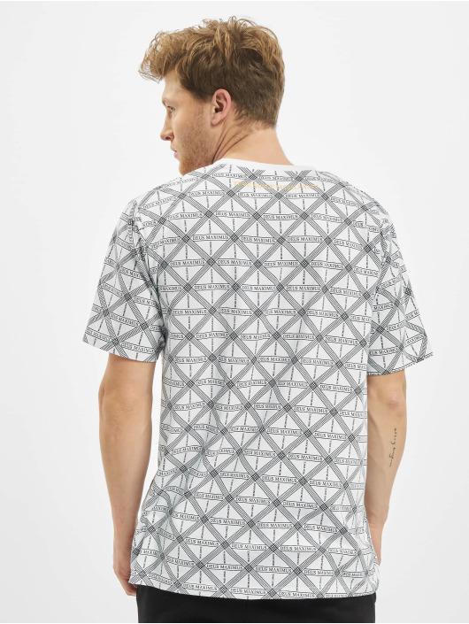 Deus Maximus T-Shirt Acrisius white