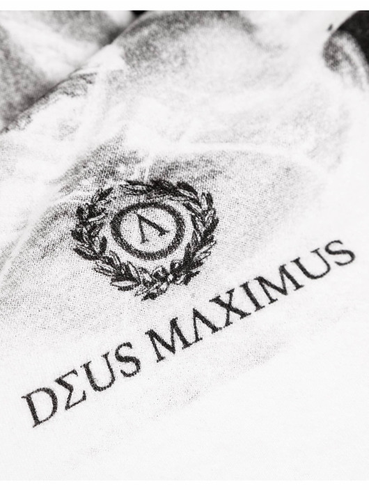 Deus Maximus t-shirt Hero wit