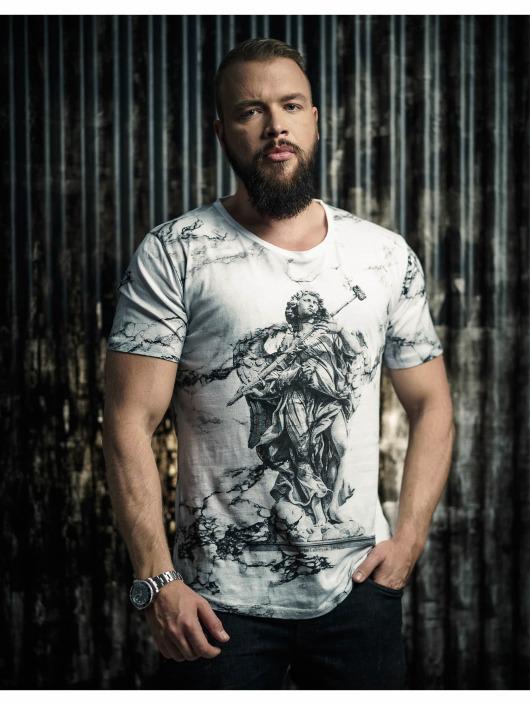 Deus Maximus t-shirt Sant Angelo wit