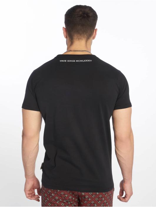 Deus Maximus T-Shirty Giocondo czarny