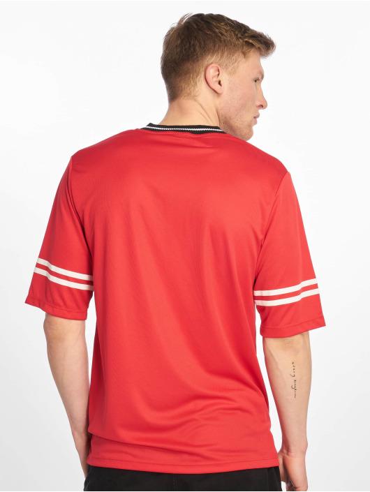 Deus Maximus T-Shirty Thesus czerwony