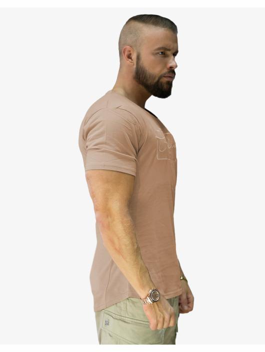 Deus Maximus T-skjorter Goodlife beige