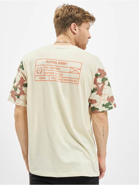 Deus Maximus T-skjorter Menon beige