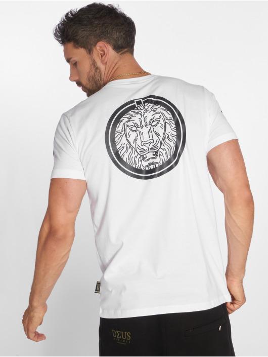 Deus Maximus T-skjorter NEMEAEUS hvit