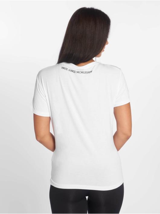 Deus Maximus T-skjorter Miuccia hvit