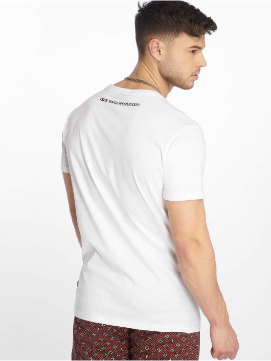 Deus Maximus T-skjorter Andries hvit