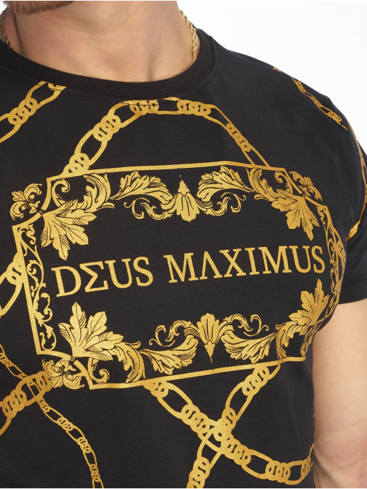 Deus Maximus T-skjorter Artois svart
