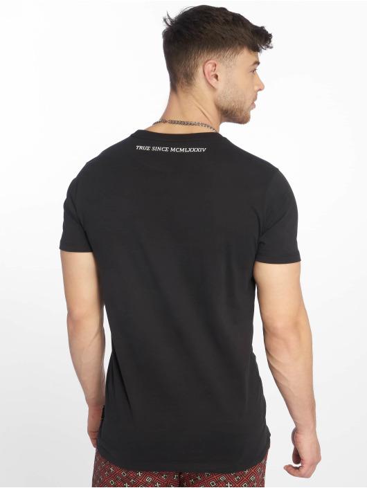 Deus Maximus T-skjorter Andries svart