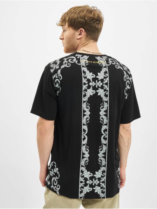 Deus Maximus T-skjorter Choiseul svart