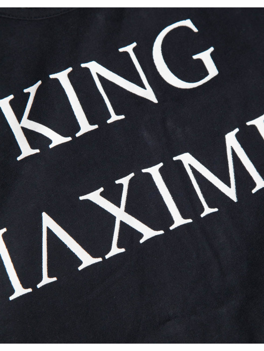 Deus Maximus Tank Tops King black