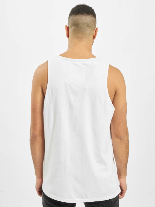 Deus Maximus Tank Tops King blanco