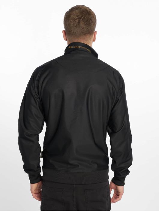 Deus Maximus Transitional Jackets Takis svart