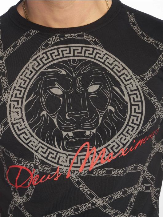 Deus Maximus Tričká Perses èierna