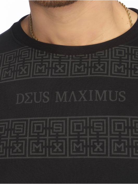 Deus Maximus Tričká Azincourt èierna