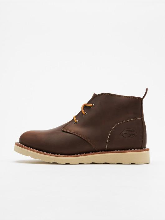 Dickies Čižmy/Boots Napa hnedá