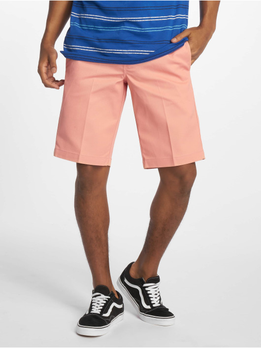 Dickies Šortky Slim Straight Work pink
