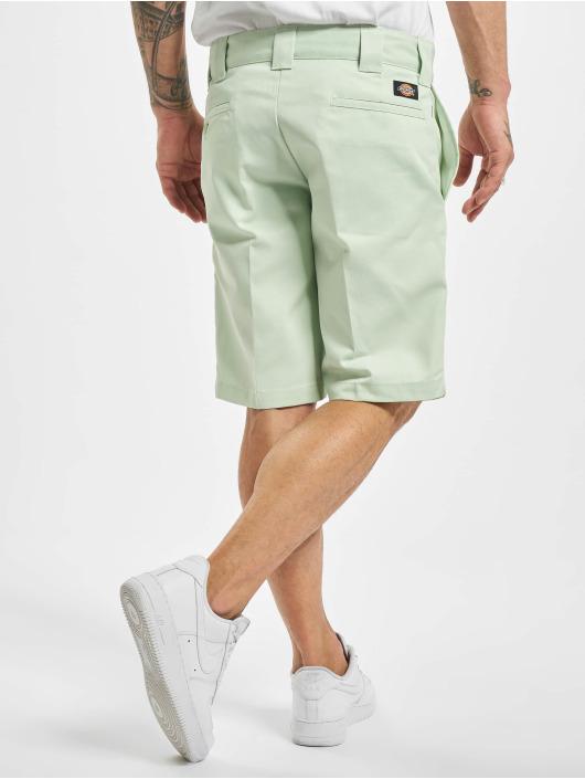 Dickies Šortky Slim Stgt Work zelená