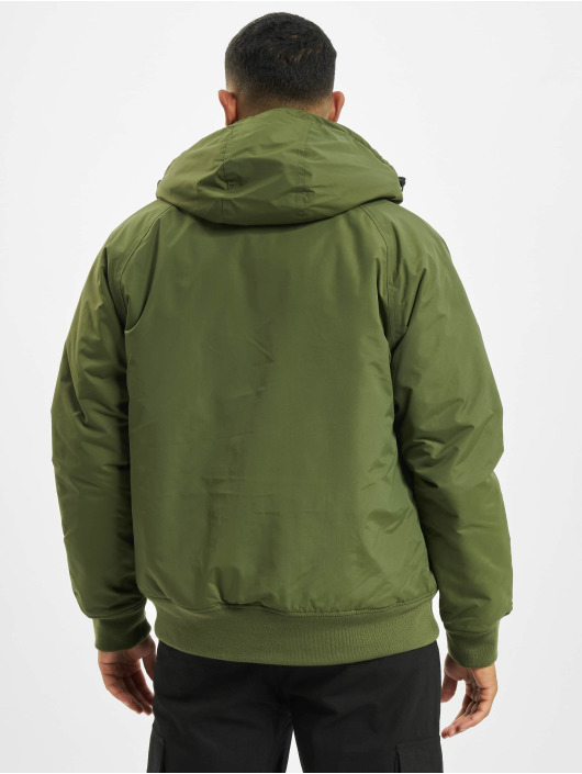 Dickies Демисезонная куртка New Sarpy зеленый