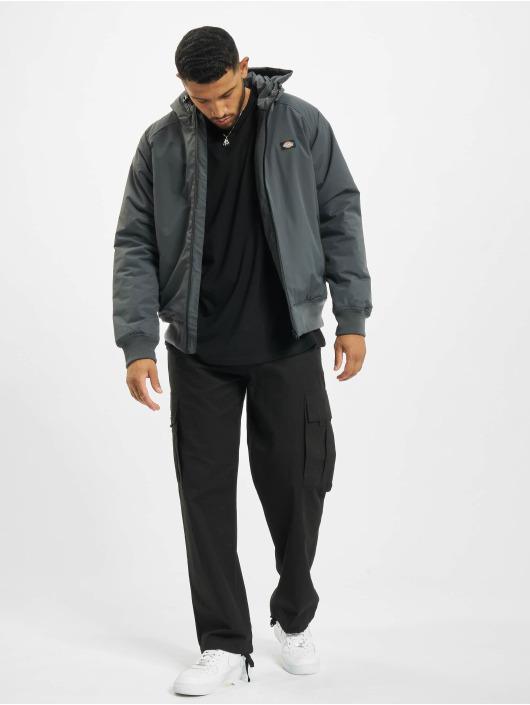 Dickies Демисезонная куртка New Sarpy серый
