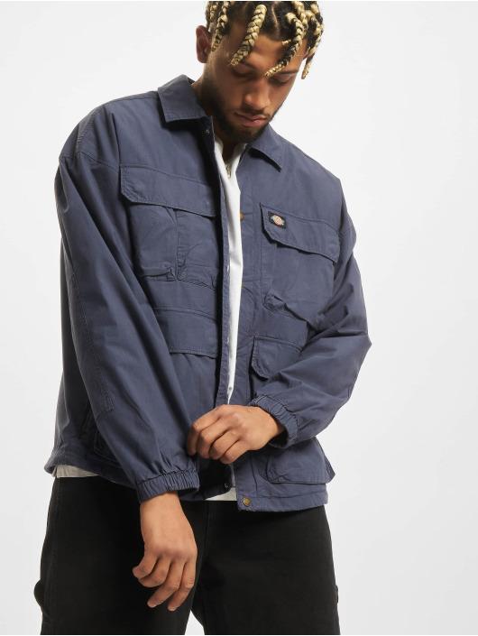 Dickies Демисезонная куртка Glyndon синий