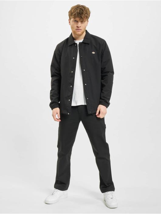 Dickies Демисезонная куртка Oakport Coach черный