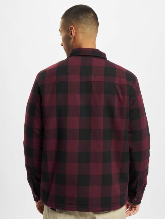 Dickies Рубашка Sherpa Lined красный