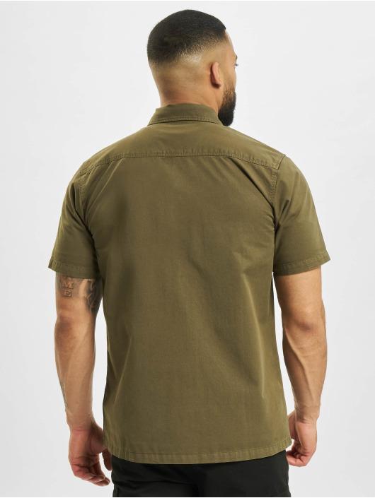Dickies Рубашка Paynesville оливковый