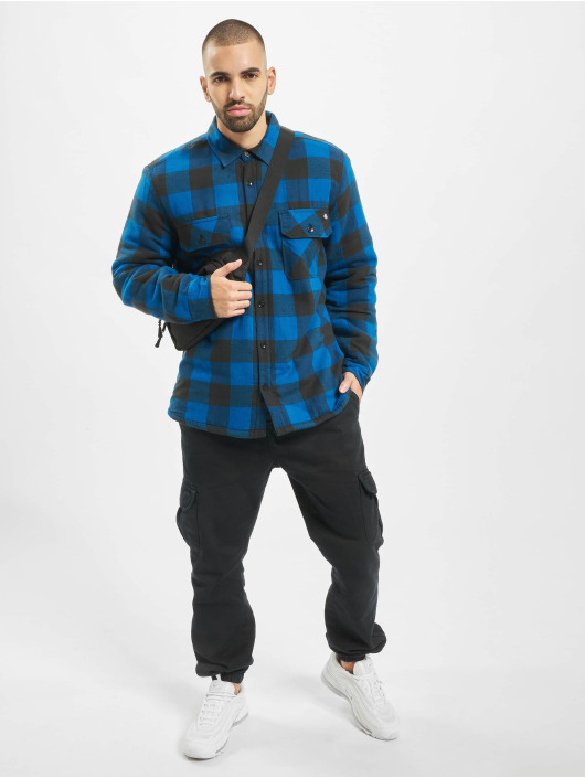 Dickies Рубашка Lansdale синий