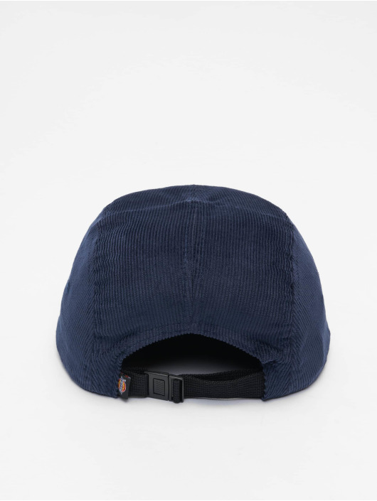 Dickies 5 Panel Cap Hornbeck Cord 5 Panel blue