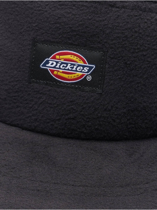 Dickies 5 Panel Caps Sleetmute zwart