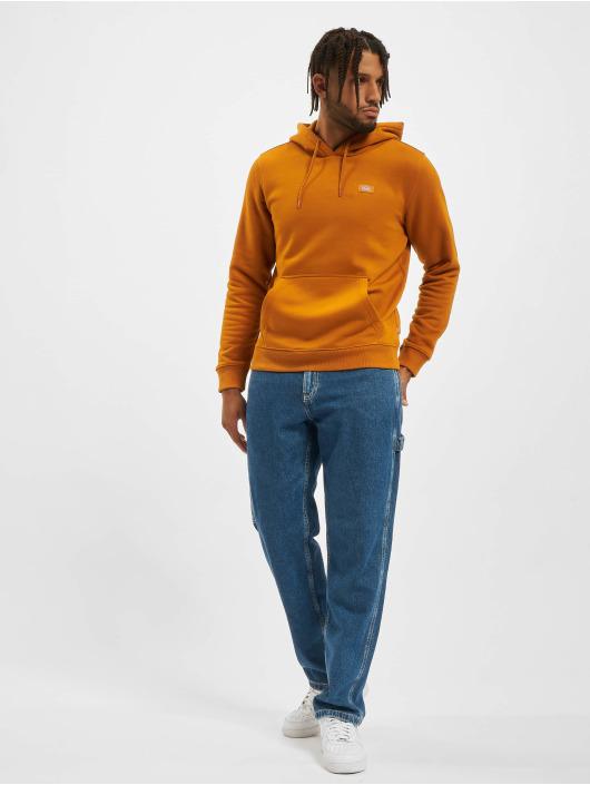 Dickies Bluzy z kapturem Oakport brazowy