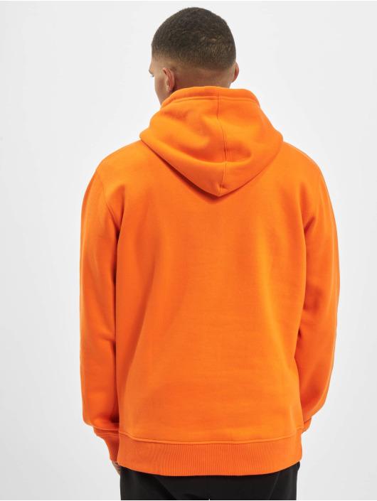 Dickies Bluzy z kapturem Oklahoma pomaranczowy