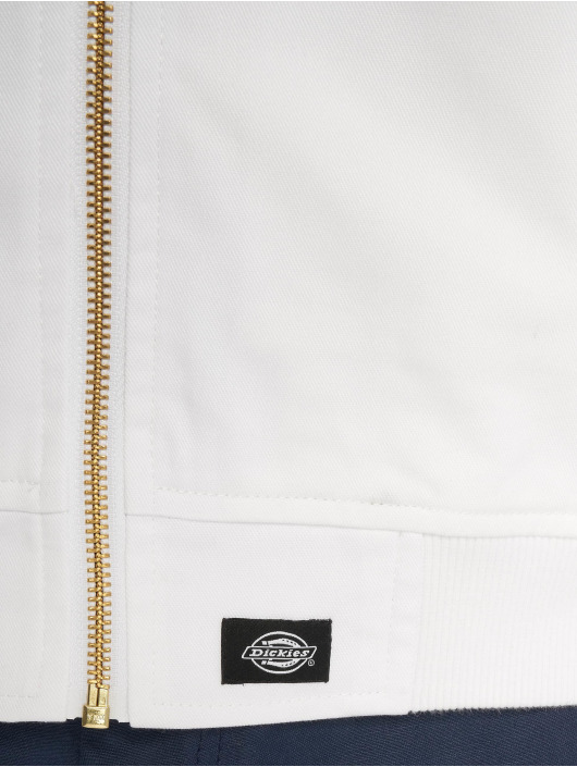 Dickies Bomber Hughson Streetwear blanc