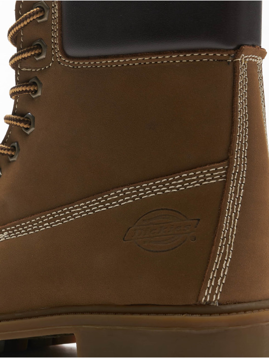 Dickies Boots Fort Worth brown