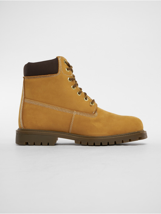 Dickies Boots San Francisco brown