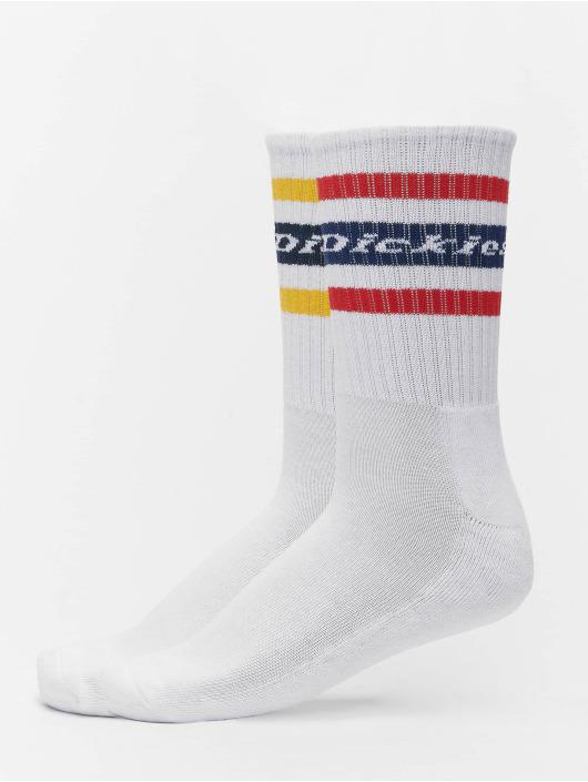 Dickies Calzino Genola 2-Pack bianco