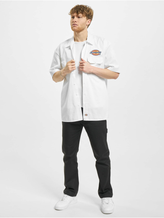 Dickies Camicia Clintondale bianco