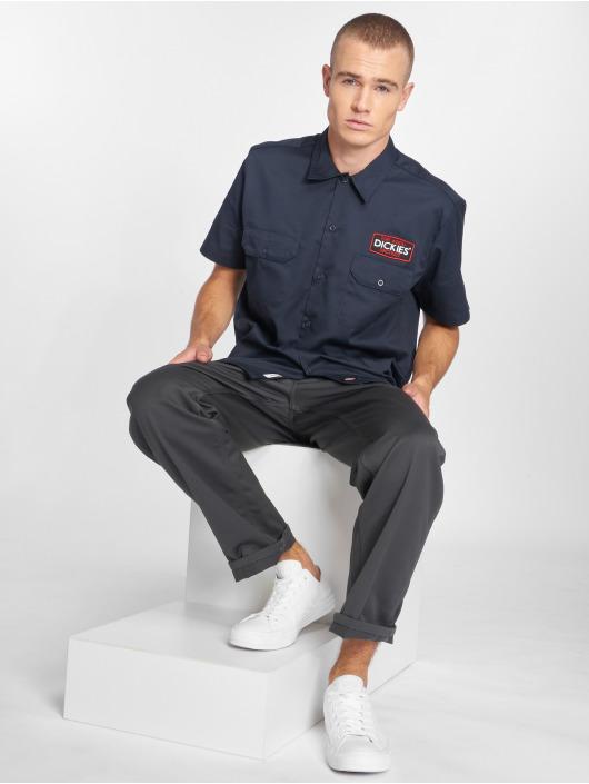 Dickies Camicia Riner blu