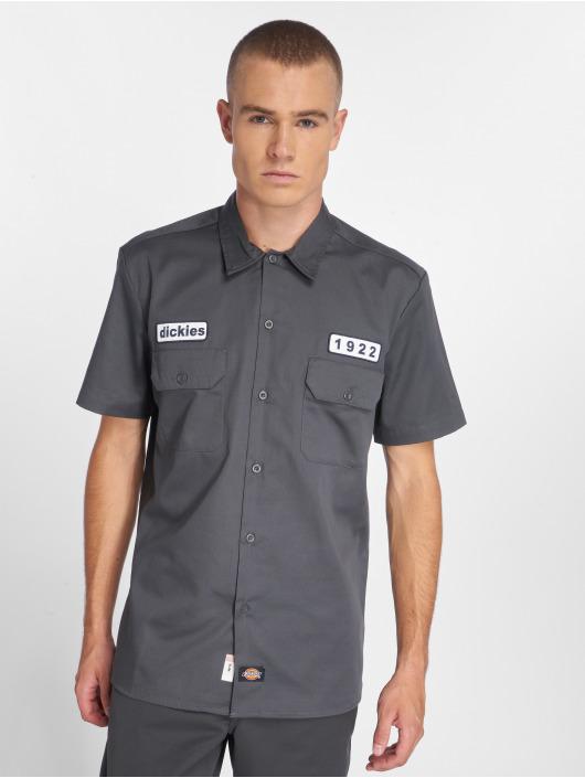 Dickies Camicia Emory grigio
