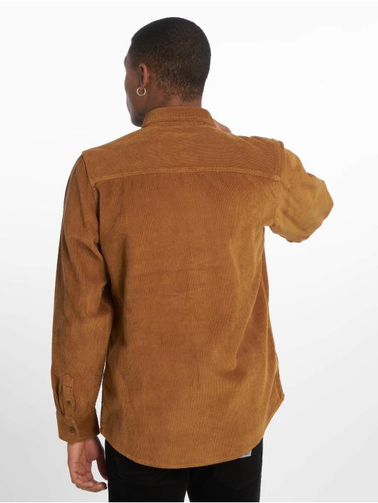 Dickies Camicia Arthurdale marrone