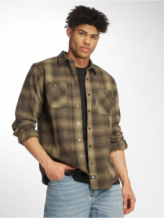 Dickies Camicia Linville oliva