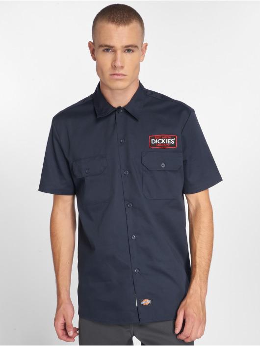Dickies Camisa Riner azul