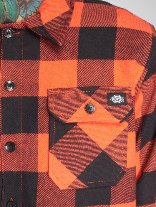 Dickies Camisa Sacramento naranja